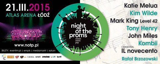 &quot&#x3B;Kim Wilde retrouve Night Of The Proms ce soir en Pologne&quot&#x3B;