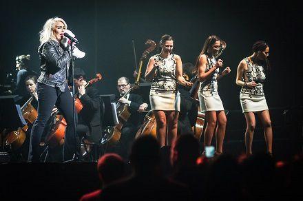&quot&#x3B;Kim Live au Bel'Zik Festival et Night Of The Proms&quot&#x3B; Encore plus de photos !
