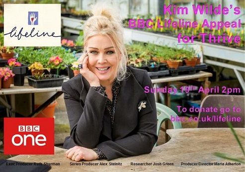 &quot&#x3B;Lifeline BBC One avec Kim Wilde&quot&#x3B;