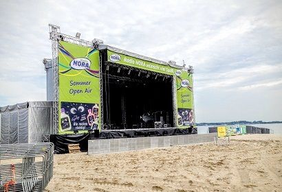Radio Nora Sommer Open Air avec Kim Wilde, Bonnie Tyler, Hot Chocolate