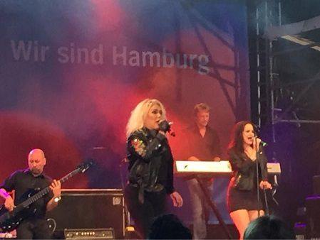 Kim Wilde live en Allemagne hier soir comme si nous y étions !