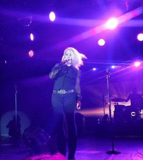 Kim Wilde Live à Minehead - Les photos