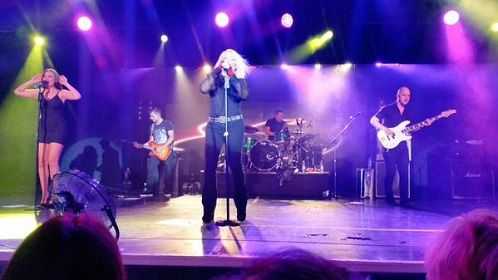 Kim Wilde Live à Minehead - Les photos