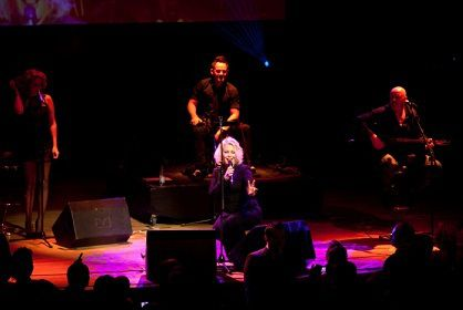 Radio 7 Charity Night 2015 ce soir à Ulm avec Kim Wilde