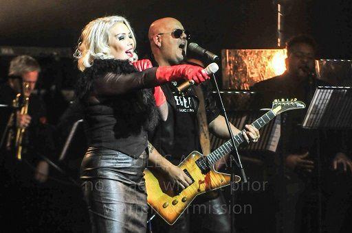 Concert Hommage à Steve Strange avec Kim Wilde en photos