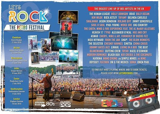 Classic Pop Magazine 21 - David Bowie / Let's Rock Festival avec Kim Wilde