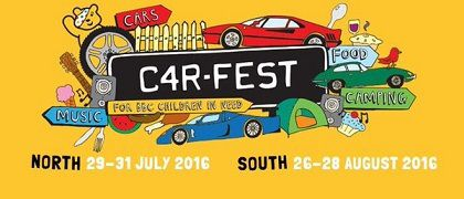 Car-Fest for BBC Children in Need avec Kim Wilde, ABC, Texas, Faithless