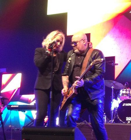 We Love The 80's à Baerum-Olso hier soir avec Kim Wilde