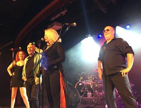 Kim Wilde live en Australie - Photos