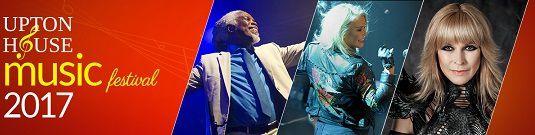 Upton House Music Festival avec Kim Wilde, Billy Ocean et Toyah Willcox