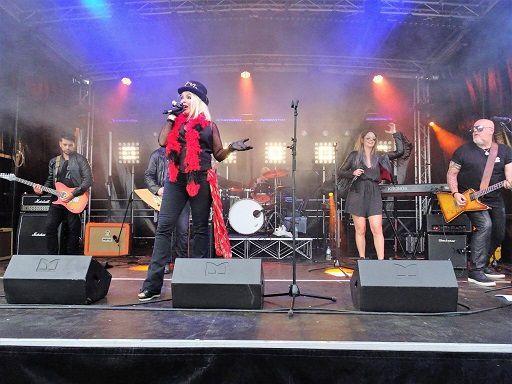Goatfest / Sunshine Music Festival avec Kim Wilde