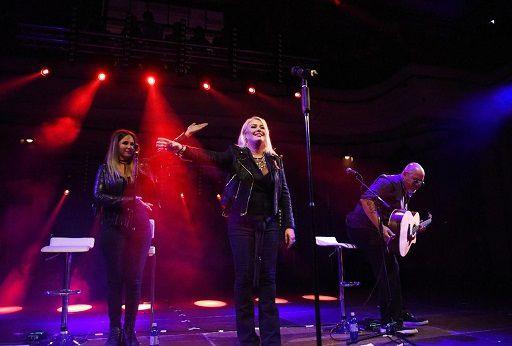 Loveball Frankfurt avec Kim Wilde