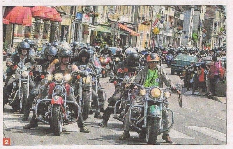 Un week-end dans l'univers des motards