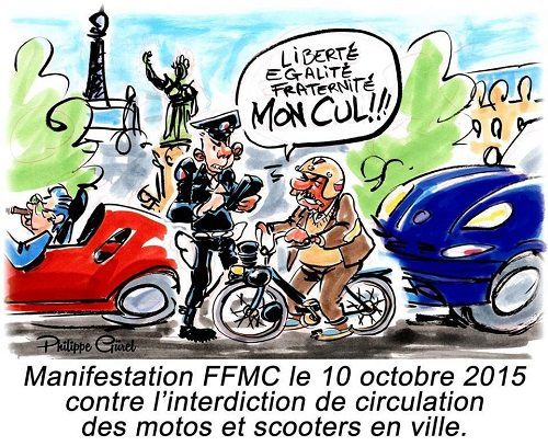 MESSAGE URGENT ALERTE FFMC