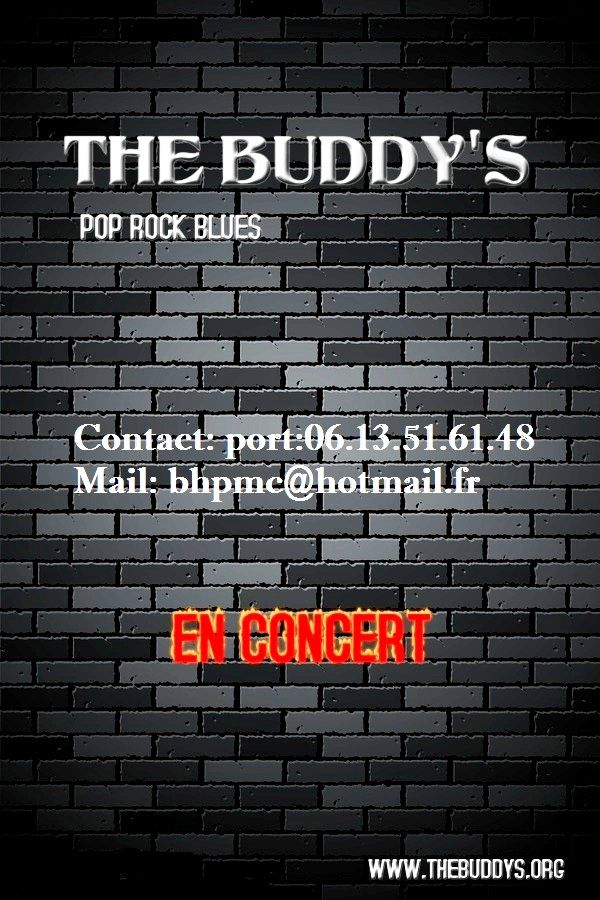 THE BUDDY'S (POP ROCK)