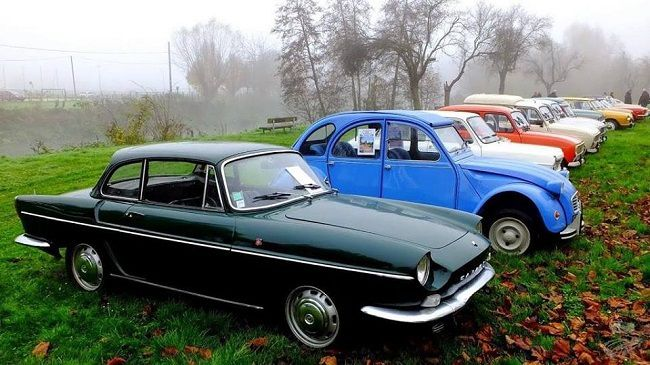 Motos &amp&#x3B; Autos Anciennes