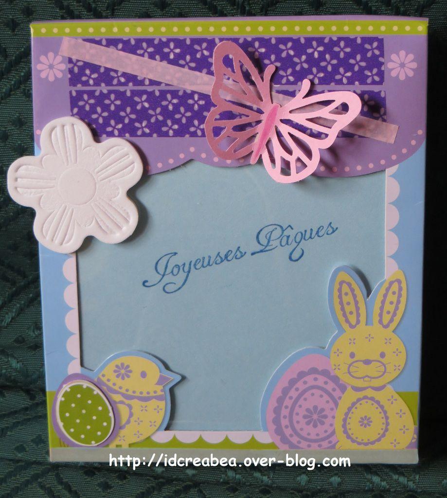 Swap de Pâques (lapin,poule, oeuf ...).