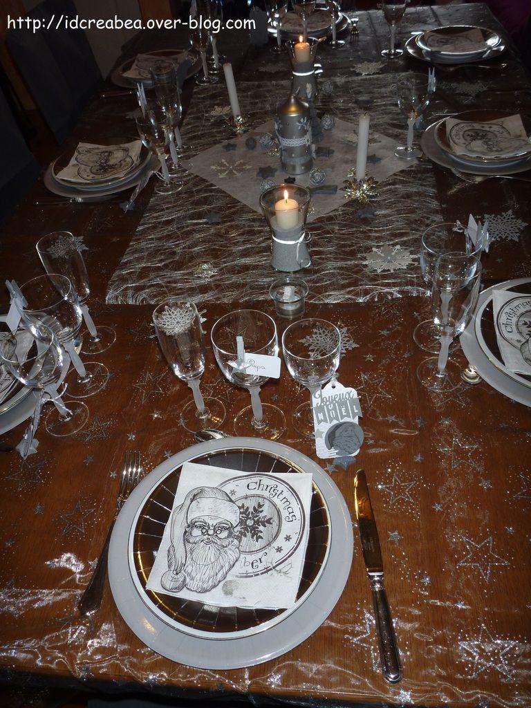 Table étoilée grise : 25 déc. 2015