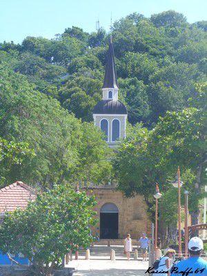 50 nuances de rhum à Sainte-Anne