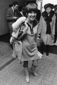 Mary Quant dans sa minirobe : une image culte pour une femme culte