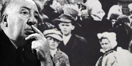 Quand HITCHCOCK monte un film sur la libération d'AUSCHWITZ par les Soviétiques ... censuré pour cause de Guerre froide