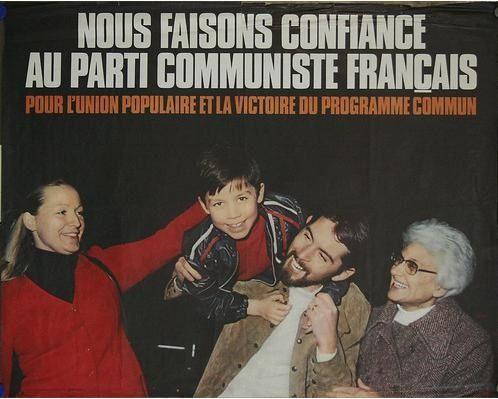 AFFICHES COMMUNISTES
