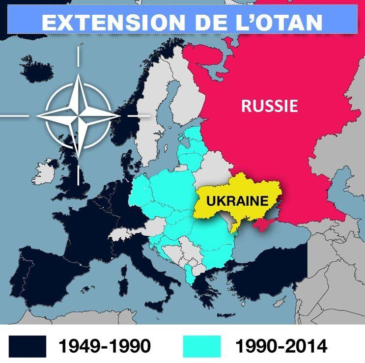 L'OTAN veut poursuivre l'encerclement de la Russie: qui menace qui ?