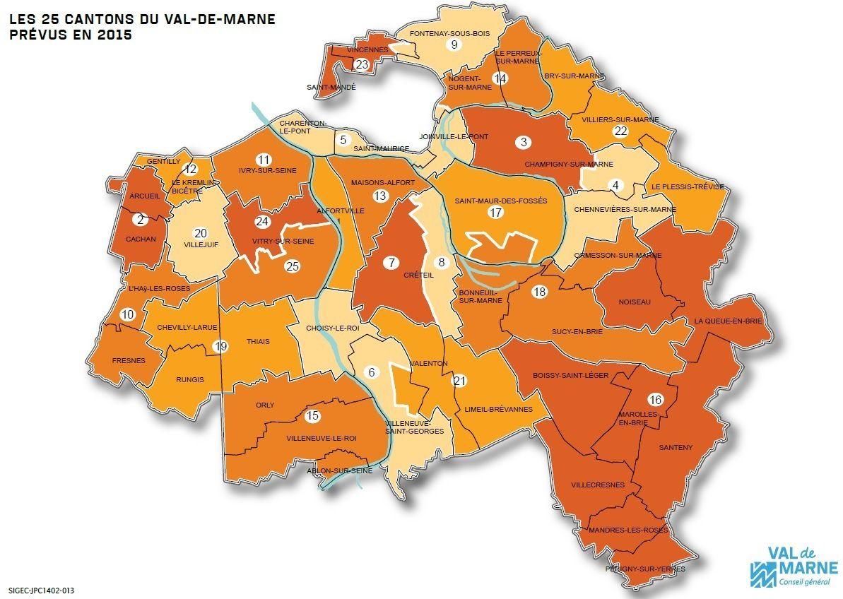 VAL DE MARNE [élections départementales] la direction du PS menace le PCF
