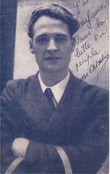 Notre camarade Henri MARTIN est mort [Communiqué du Collectif communiste Polex]