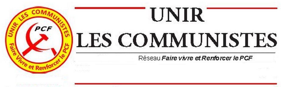 [REVUE] « UNIR LES COMMUNISTES » éditorial du numéro 4