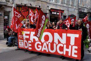 Départementales : le « FRONT DE GAUCHE »  fait mieux que prévu mais...