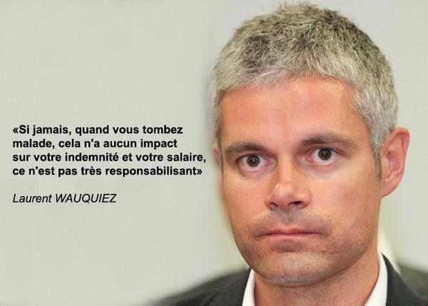Il a osé le dire : Laurent Wauquiez (UMP)