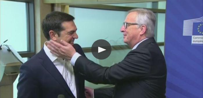 GRÈCE : « Tsipras capitule, brave petit ! »