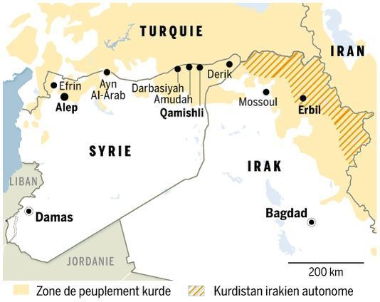 Source de la carte : Le Monde, 23 juillet 2015
