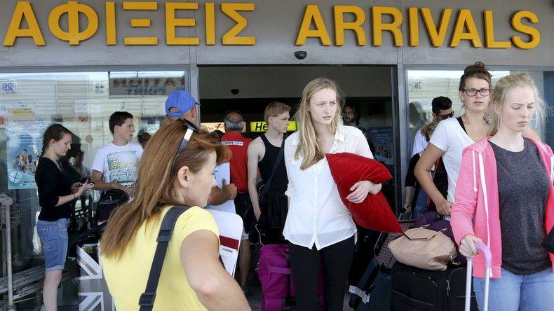 Une entreprise allemande a racheté plusieurs aéroports touristiques en Grèce.