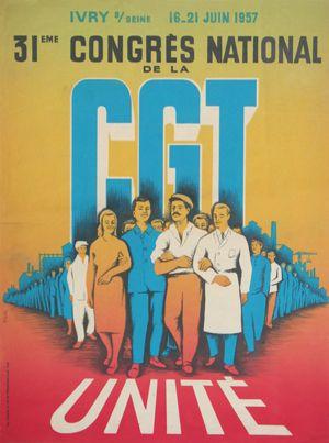 Que disait la CGT lors de la création du Marché commun, l'ancêtre de l'Union Européenne