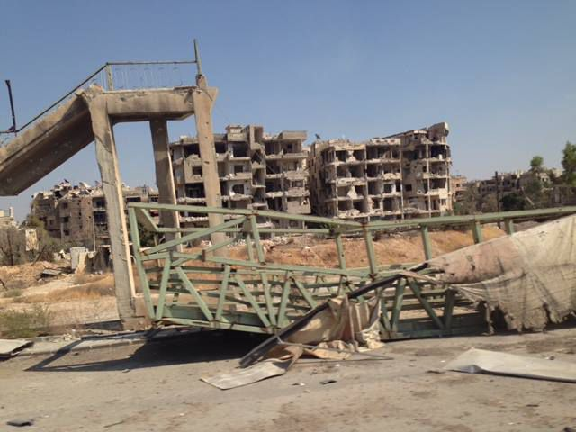Ruines Syrie 2015