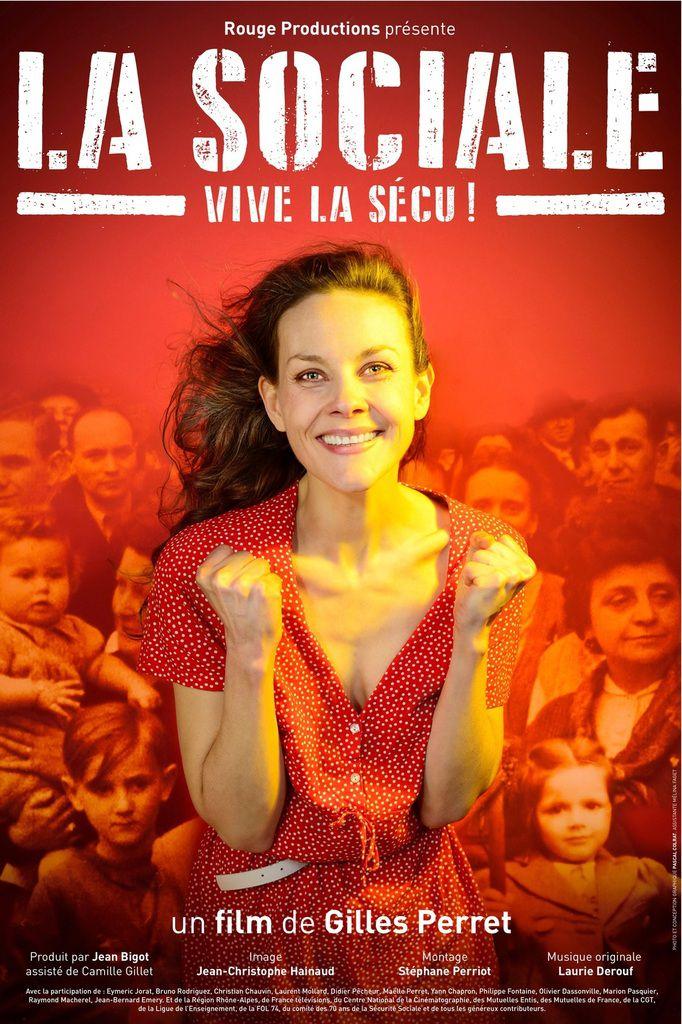« LA SOCIALE » un film de Gilles Perret à voir d'urgence !