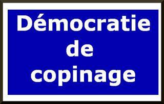 La démocratie de COPINAGE et l'anéantissement de la FRANCE
