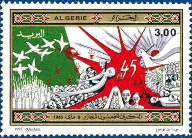 La DURE et SANGLANTE épreuve des 1er et 8 MAI 1945 sur le chemin de l'indépendance de L'ALGÉRIE