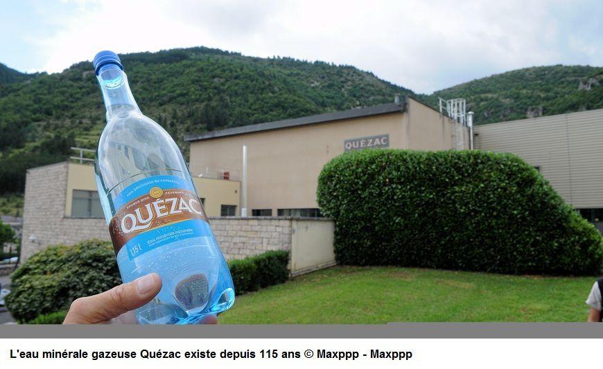 QUÉZAC (Lozère) : Soutien aux salariés de l'usine d'eau minérale gazeuse [PÉTITION]