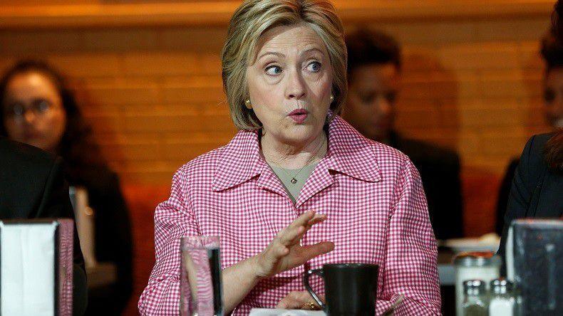 Avant d'être candidate à la présidence des Etats-Unis, Hillary Clinton était secrétaire d'Etat entre 2009 et 2013 (photo: Stephen Lam Reuters)