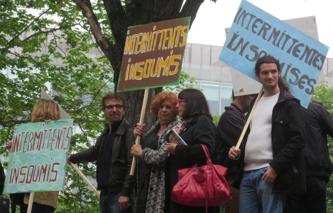 10.000 « insoumis » réunis le 5 juin à Paris [les photos d'El Diablo]
