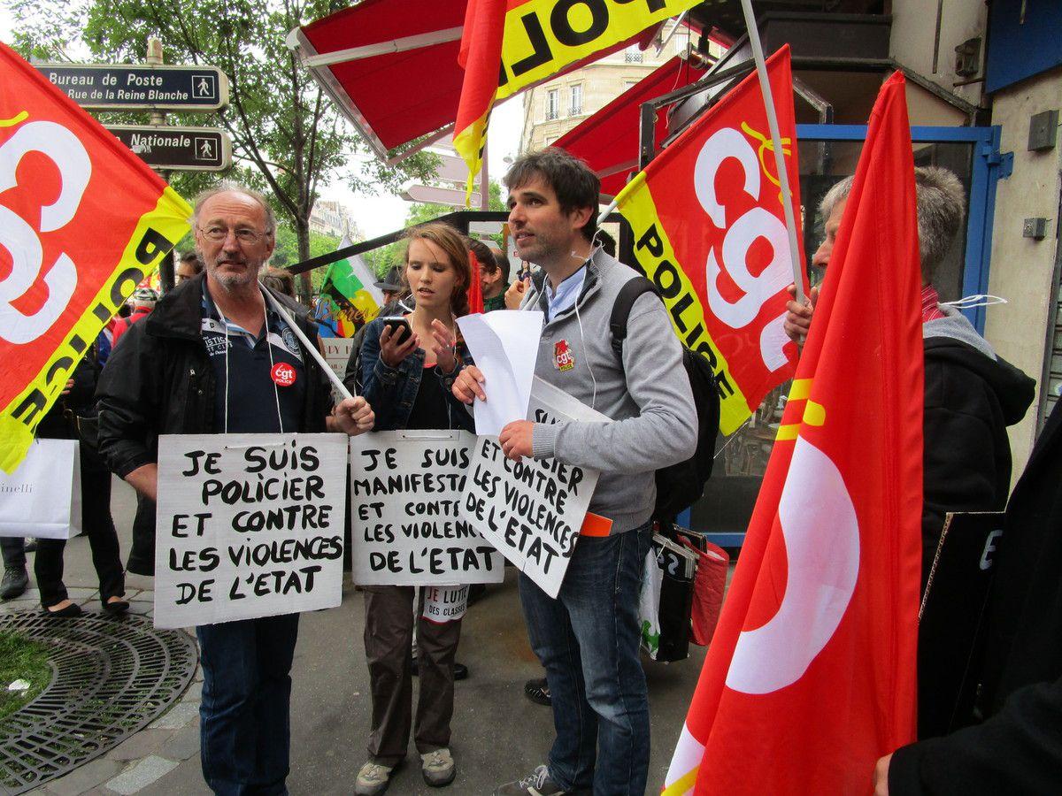 Frédéric, Gaëlle Van der Maslow et Alexandre Langlois (source:reporterre.net)