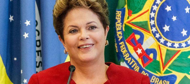 Dilma Rousseff (source:resilis.fr)