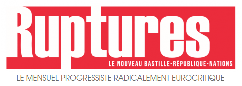 La parution du n°11 de RUPTURES est imminente…