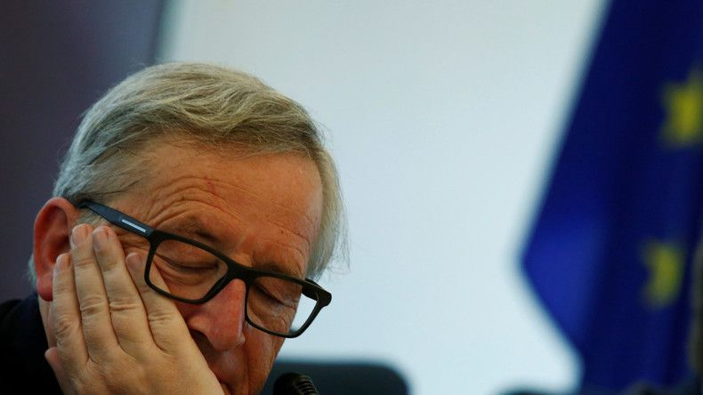 Jean-Claude Juncker, président de la Сommission européenne - © Thomas PeterSource: Reuters