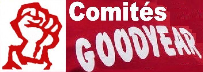 Les 19 et 20 octobre 2016 à AMIENS: Obtenons le retrait des poursuites et la RELAXE des 8 GOODYEAR