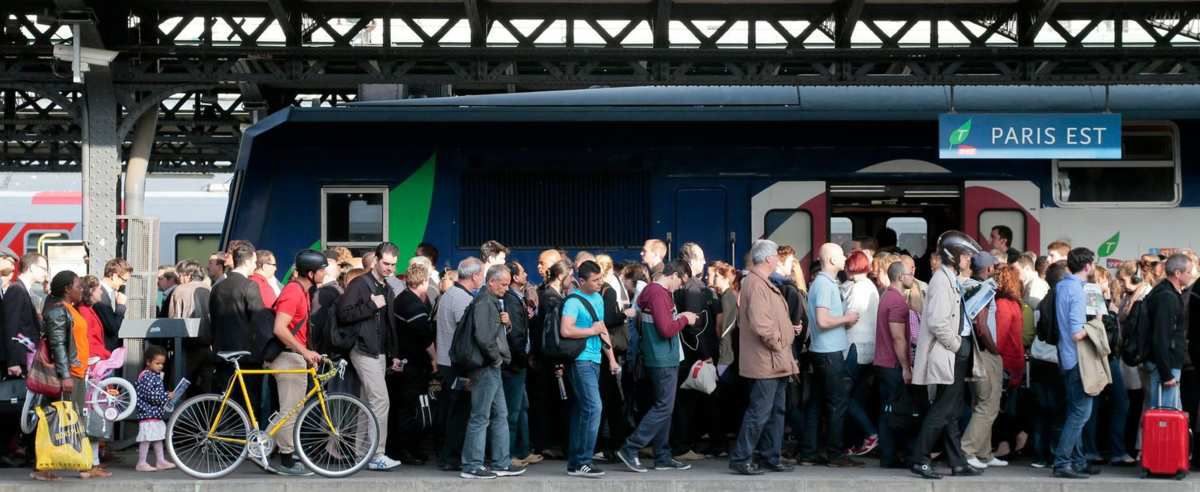 SNCF heure de pointe  (source: clubic.com)