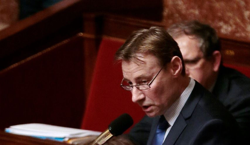 Pascal Demarthe, Député PS de la 1re circonscription de la Somme